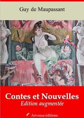 CONTES ET NOUVELLES de Guy de Maupassant: Nouvelle édition augmentée