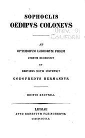 Sophoclis Tragoediae: Volume 7