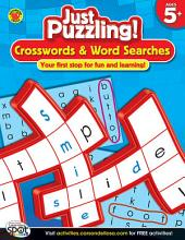 Crosswords & Word Searches, Ages 5 - 8
