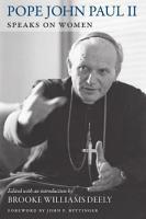 Pope John Paul II Speaks on Women PDF