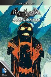 Batman: Arkham Unhinged #52