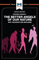 An Analysis of Steven Pinker s The Better Angels of Our Nature PDF