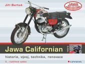 Jawa Californian: historie, vývoj, technika, renovace - 2., rozšířené vydání