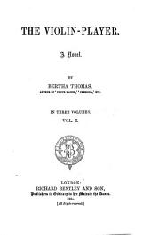 The Violin-player: A Novel, Volume 1