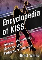 Encyclopedia of KISS PDF