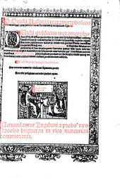 Metamorphoseos: libri moralizati