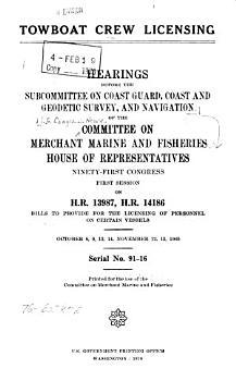 Towboat Crew Licensing PDF