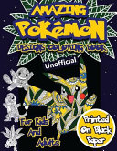 Amazing Pokemon Coloring Book for Kids and Adults