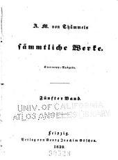 A.M. von Thümmels sämmtliche werke: Band 5