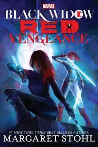 Black Widow  Red Vengeance Book