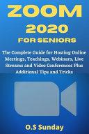Zoom 2020 for Seniors