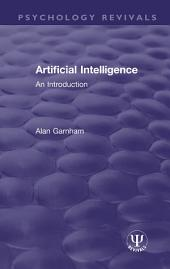 Artificial Intelligence: An Introduction