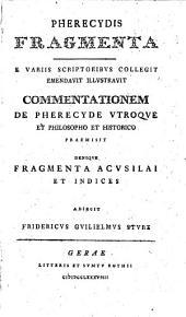 Pherecydis fragmenta