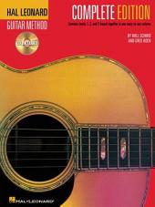 Hal Leonard Guitar Method, - Complete Edition: Books 1, 2 and 3 with Audio, Edition 2