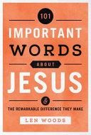 101 Important Words about Jesus PDF