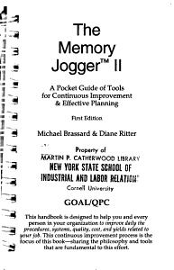 The Memory Jogger II PDF