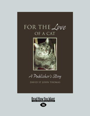 For the Love of A Cat PDF