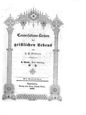Conversations-Lexicon des geistlichen Lebens: A - F, Band 1,Ausgabe 1