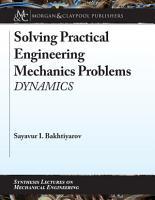 Solving Practical Engineering Mechanics Problems PDF