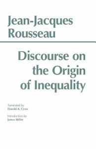 Discourse on the Origin of Inequality Book