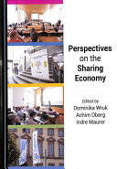 Perspectives on the Sharing Economy