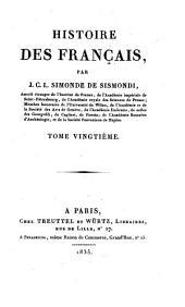 Histoire des Fracais