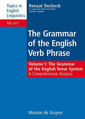 The Grammar of the English Tense System PDF