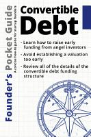 Founder s Pocket Guide Convertible Debt PDF