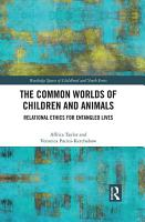 The Common Worlds of Children and Animals PDF