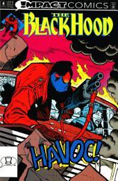 The Black Hood: Impact #4
