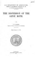 The Dispersion of the Gipsy Moth PDF