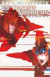 Transformers: Windblade #4