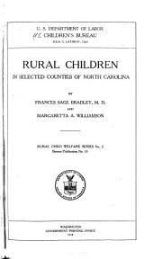 Publications of the Children's Bureau: Issues 33-42