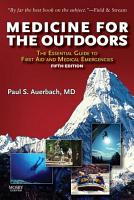 Medicine for the Outdoors E Book PDF