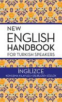 New English Handbook for Turkish Speakers