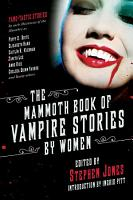 The Mammoth Book of Vampire Stories by Women PDF