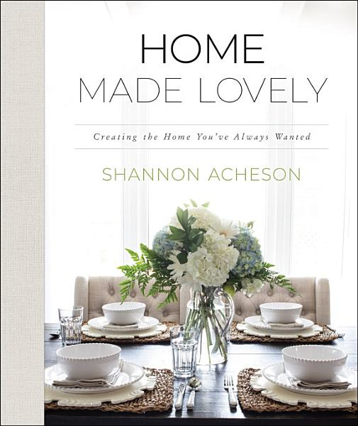 Download Home Made Lovely Book