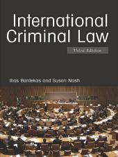 International Criminal Law: Edition 3