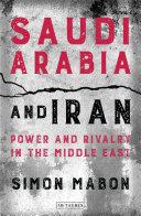 Download Saudi Arabia and Iran Book