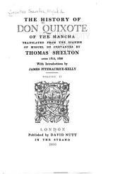 The History of Don Quixote of the Mancha: Volume 14