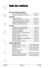 Programme GLOBE PDF
