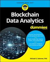 Blockchain Data Analytics For Dummies PDF