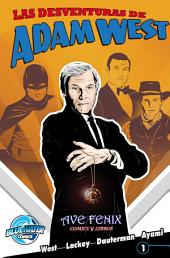 Las desventuras de Adam West Nº1: Comic de Adam West