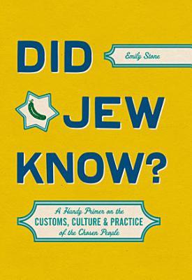 Did Jew Know
