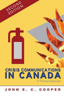 Crisis Communications in Canada PDF