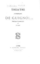 Théâtre lyonnais de guignol, publié pour la première fois, avec une introduction & des notes: Volume2