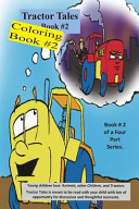 Tractor Tales Coloring Book # 2