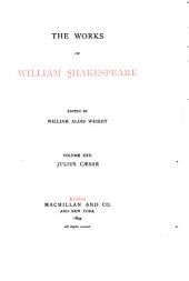 The Works of William Shakespeare: Julius Caesar