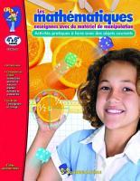 Les math   matiques enseign   es avec du mat   riel de manipulation Ann   es 4     6 PDF