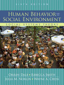 Human Behavior and the Social Environment PDF